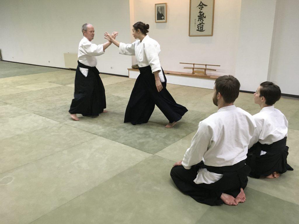 Führungskompetenz durch Aikido